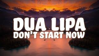 Baixar Dua Lipa - Don't Start Now (Lyrics)