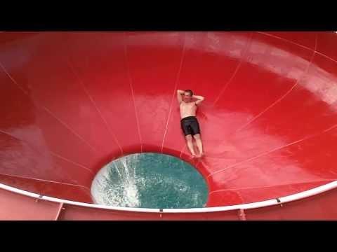 Водные горки Аква развлечения Calypso Aqua Park (не реклама)