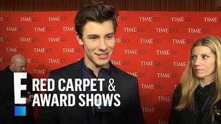 """Shawn Mendes Is """"Super Honored"""" By John Mayer's Words   E! Live from the Red Carpet"""