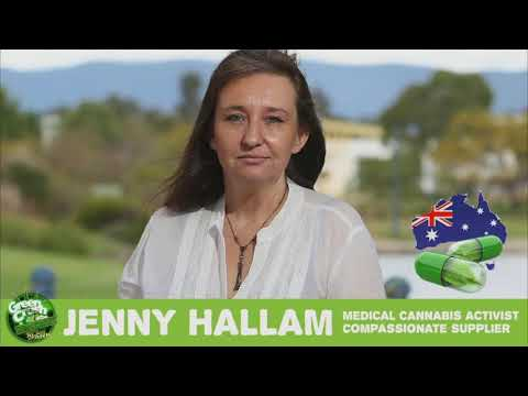 Green Crush / Conspiracy Queries with Alan Park - Full Jenny Hallam Interview