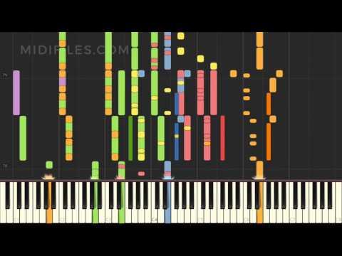 Alice's Theme / Alice In Wonderland (O.S.T.) (Instrumental version tutorial)