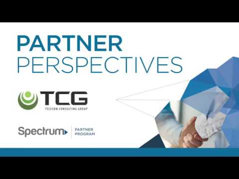 Partner Perspectives - Telecom Consulting Group (TCG)