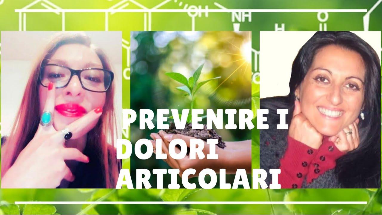 DOLORI ARTICOLARI-COME PREVENIRLI - YouTube