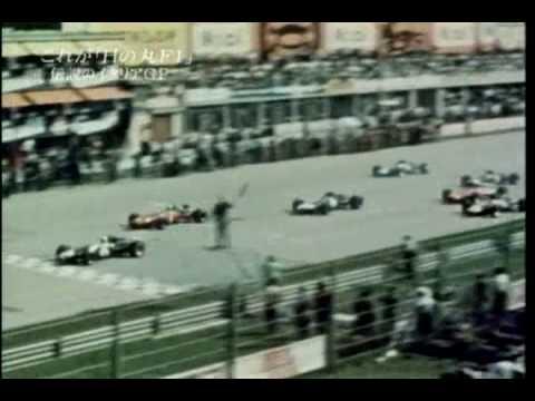 HONDA 1967 Monza F1 GP John Surtees wins