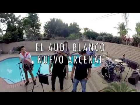 """Nuevo Arcenal """"El Audi Blanco"""" [Inedito] 2015"""