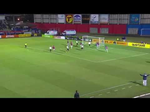 Os Gols Paraná 0 X 0 Vitória Copa do Brasil 2017