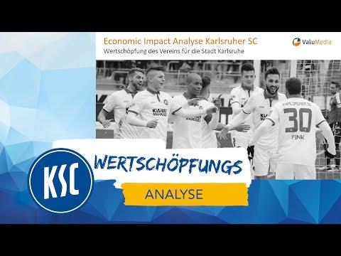 KSC-Wertschöpfungsanalyse - Was bringt der Karlsruher SC der Stadt/Region? (25min)