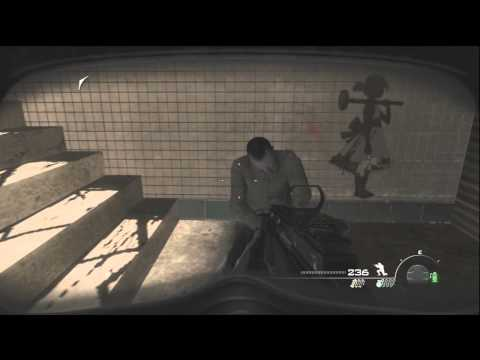 Black Ops Zombies: Samantha Maxis Easter Egg In MW3! Two Locations! Hidden Message?