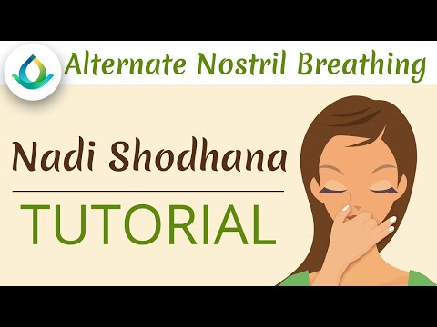 How To Practice Nadi Shodhana Pranayama – Gaia Meditation