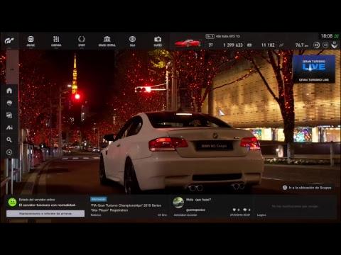 Directo Gran Turismo Sport - Competimos? thumbnail