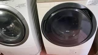 Máy Giặt Nội địa Nhật panasonic. vx7300 và 5600. 3600.. 0988864456