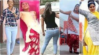 हरियाणवी लड़कियों ने क्या जबरदस्त डांस दिखाया ।