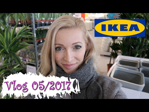 Vlog 05/2017 | Beauty Update | IKEA Haul | Was Ich Esse Vegan | Herkules