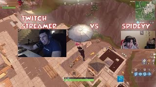 I killed this twitch streamer.. we 1v1'd.. and his twitch is now banned