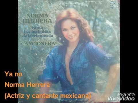 Ya no Norma Herrera LP 1980