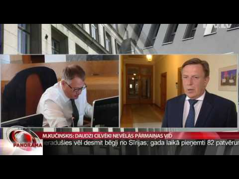 Māris Kučinskis: Daudzi cilvēki nevēlas pārmaiņas VID