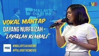 Vokal mantap Dayang Nurfaizah - Layarlah Kembali | Malaysia Hari Ini