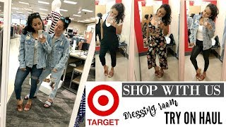 SHOP WITH US | NEW TARGET BRAND | WILD FABLE TRY ON HAUL | XoJuliana