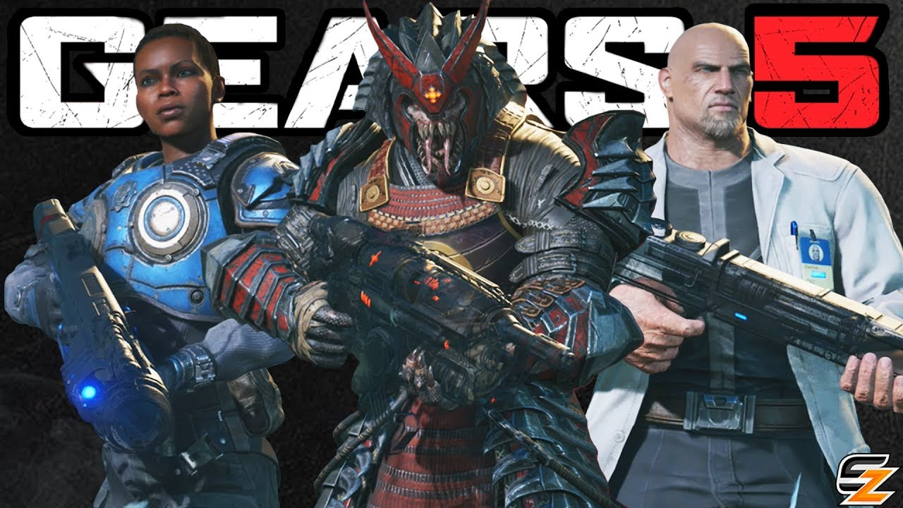 GEARS 5 News - Operation 3 Tour of Duty 3 Characters Skins Teased! thumbnail