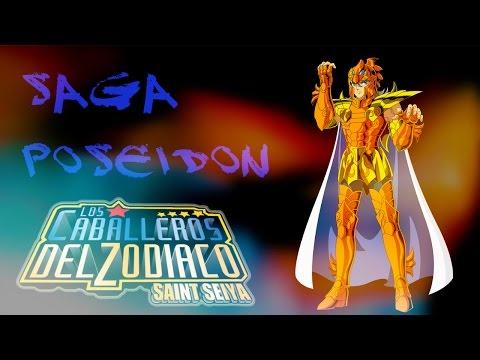 Saint Seiya Soul Of Gold(PS4) Baian Del Hipocampo (Español Latino) Poseidon #1