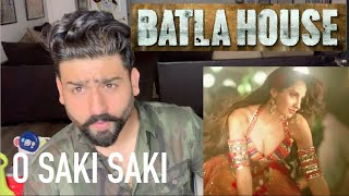 O Saki Saki Song Reaction | Nora Fatehi | Batla House | Which one is Better?