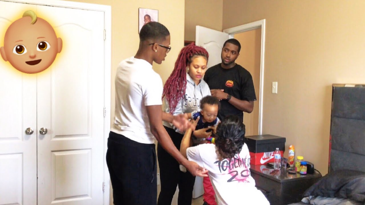 WE ADOPTING YOUR BABY PRANK ON Kee and Rell