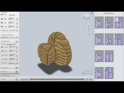 Уроки Fusion 360: 3D модели для ЧПУ.  Fusion 360 How To Slice For CNC