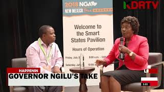 Kenya must TIGHTEN it's Security in Order to Grow - Kitui Governor Charity Ngilu
