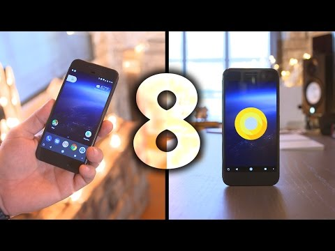 Android O - Top 8 Features!