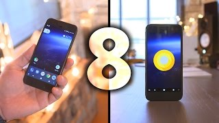 Android Oreo - Top 8 Features!