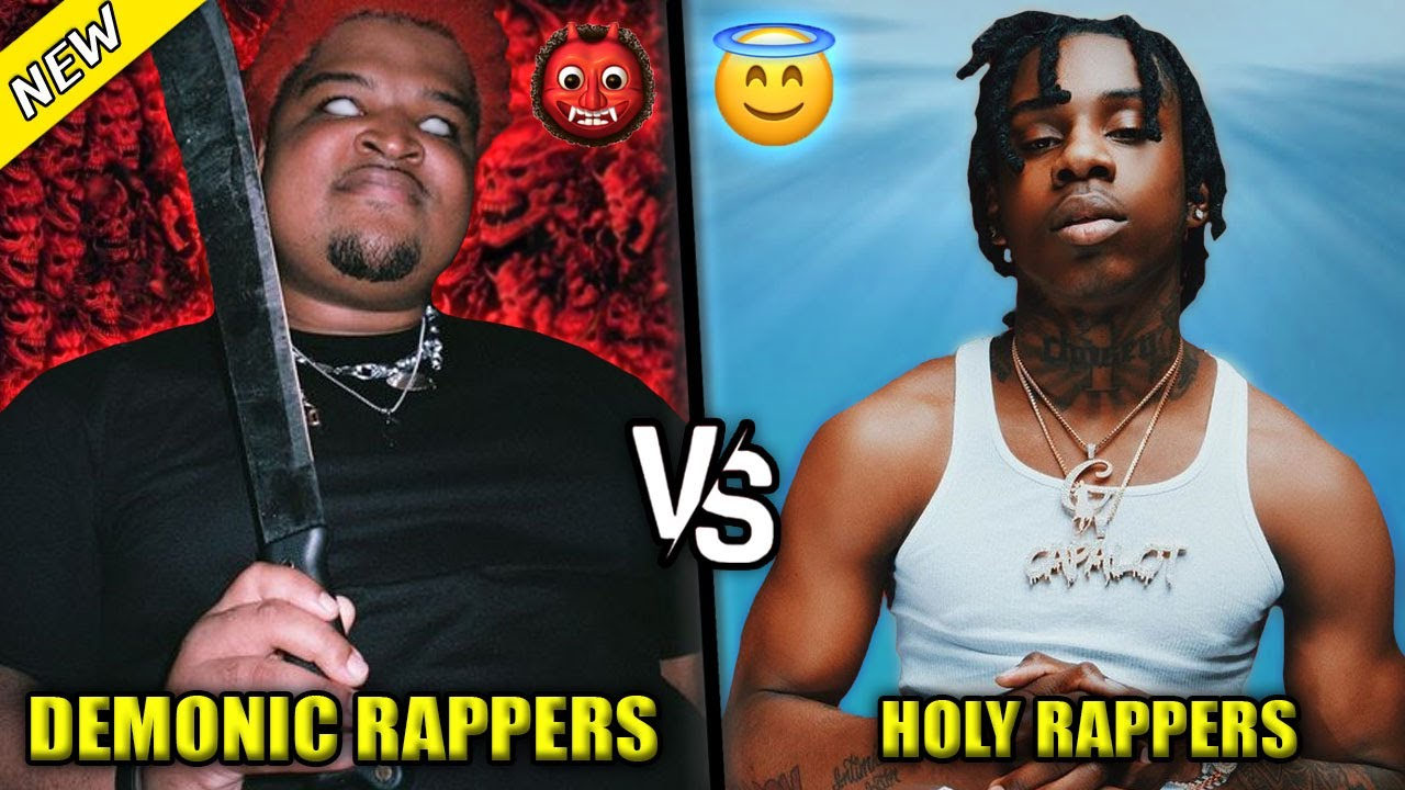 Download DEMONIC RAPPERS VS HOLY RAPPERS