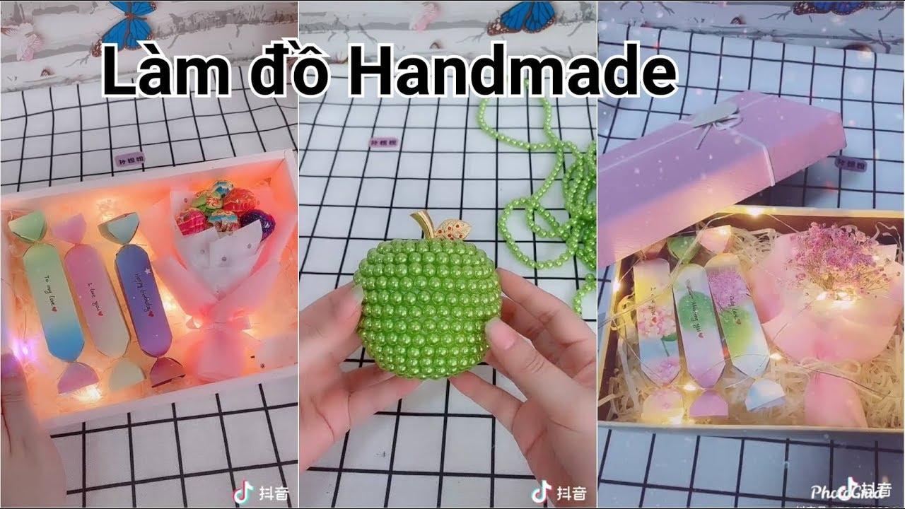 【抖音】TikTok Trung Quốc ❤️ Tự Tay Làm Đồ Handmade Siêu Dễ Thương Phần 1 #36 | TikTok Official9x