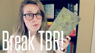 My Break TBR! Thumbnail
