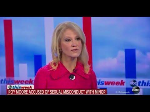 Kellyanne Conway: We Shouldn't Let the Press Prosecute Judge Roy Moore