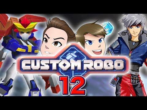 Custom Robo: Team Effort - Episode 12 - Friends Without Benefits