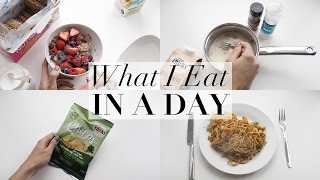 what i eat in a day   lydia elise millen   ad