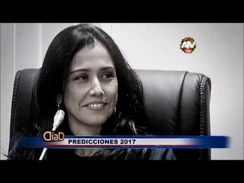 SORALLA DE LOS ANGELES  PREDICCIONES 2017 DIA D CANAL 9 ATV