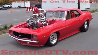 1969 Camaro SS Twin Turbo Supercharged Nitrous Breathing Monster thumbnail