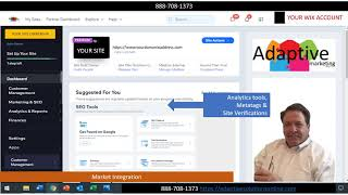Production Adaptive Marketing Group, LLC a WiX Partner Agency & Digital Solutions Marketing Company