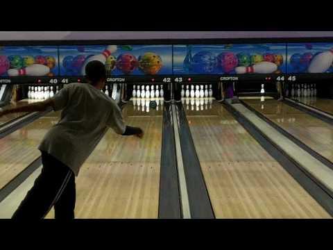 Roy Battle Bowling (breaking in new virtual energy...