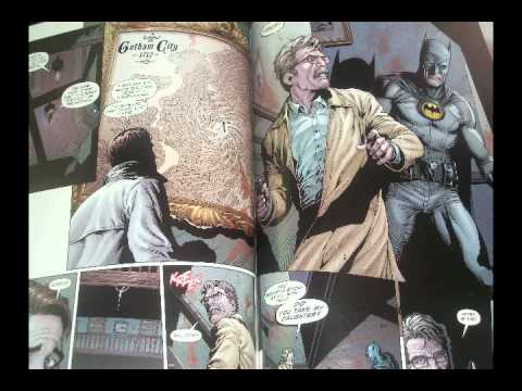 The Comic Vault: Batman Earth One Review