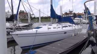 "Sold!!! Catalina 380 ""captive Princess"" Sailboat For Sale At Little Yacht Sales, Kemah Texas"