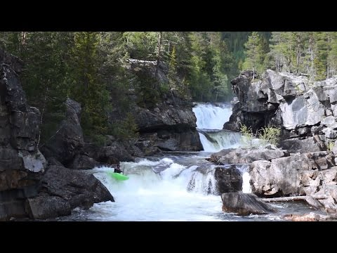 A Wet State #101: Norway 2015 Part 1 - Telemark and Buskerud