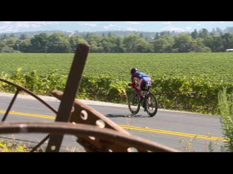 2016 IRONMAN Vineman - Race Day