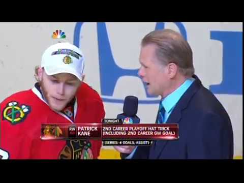 NBC Sports Chicago Blackhawks VS Los Angeles Kings 2013 Game 5 Western Conference Finals