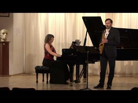 Andre Wainegein - Deux Mouvements wyk. Paweł Gusnar,  Agnieszka Przemyk - Bryła