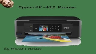 Epson Xp-422 review, Wlan 3in1 Drucker + Deutsch