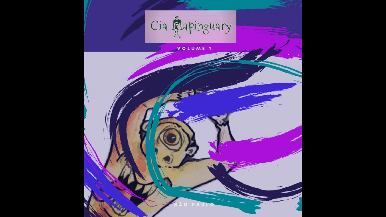 Cd Cia Mapinguary