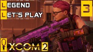 XCOM 2 - Part 3 - Rescue VIP Dr Kent Nielsen - Let's Play - XCOM 2 Gameplay [Legend Ironman]