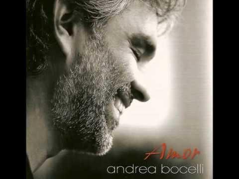 Andrea Bocelli Porque tu me Acostumbraste